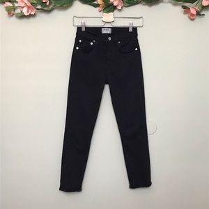 AGOLDE Sophie High Rise Skinny Crop Jeans sz 26